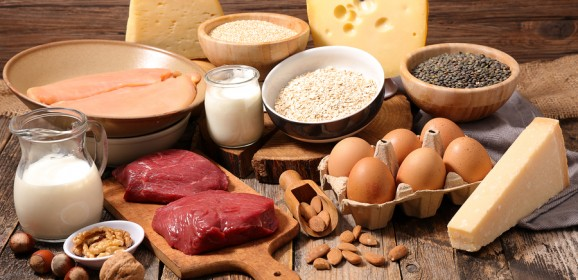 Protein-Stronger with Age